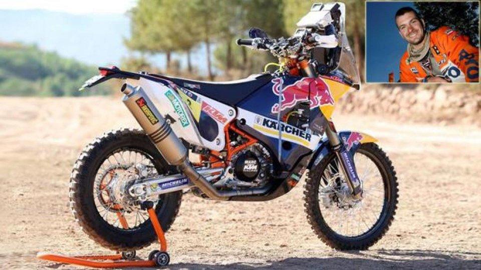 Moto - News: Dakar 2014: Jordi Viladoms passa in KTM