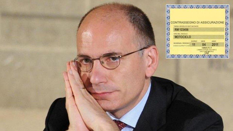 Moto - News: Rca: Mannacio della Cupsit si sfoga contro il Governo Letta