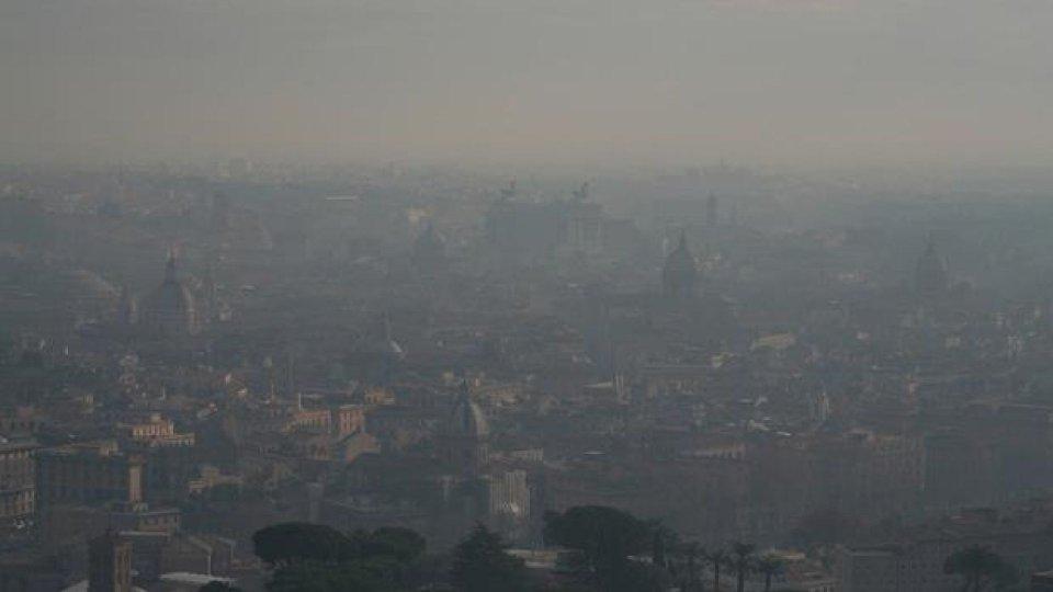 Moto - News: Roma 19 dicembre: ancora blocco dei veicoli più inquinanti