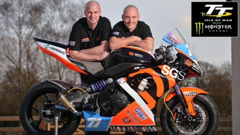 Moto - News: Tourist Trophy 2014: Ryan Farquhar e Keith Amor tornano a correre!
