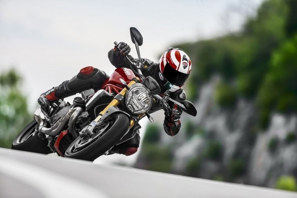 Ducati Monster: al via la produzione