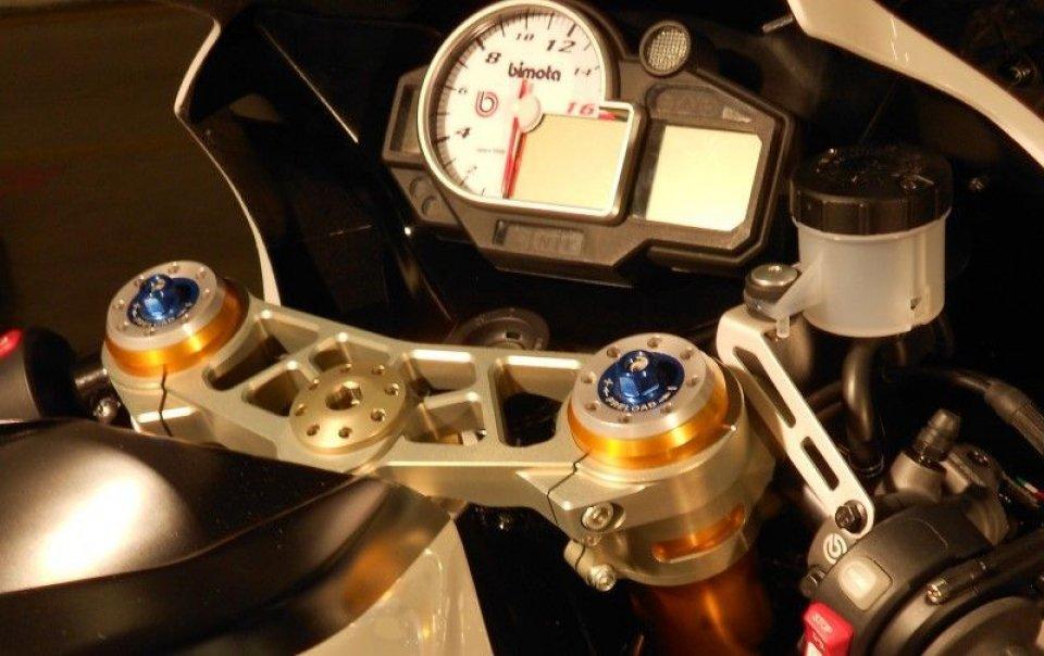Bimota BB3 - Ecco la moto di Alstare