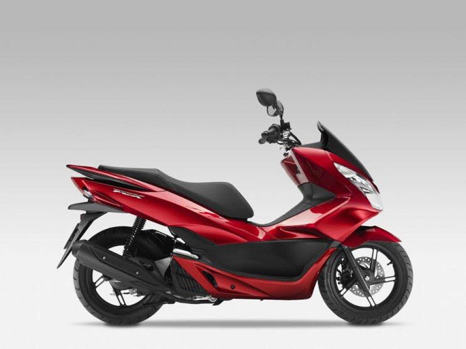 Honda PCX: arriva la versione 2014