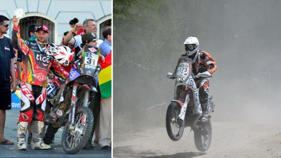 Moto - News: Italiani alla Dakar 2014: Paolo Ceci e Luca Viglio presenti!