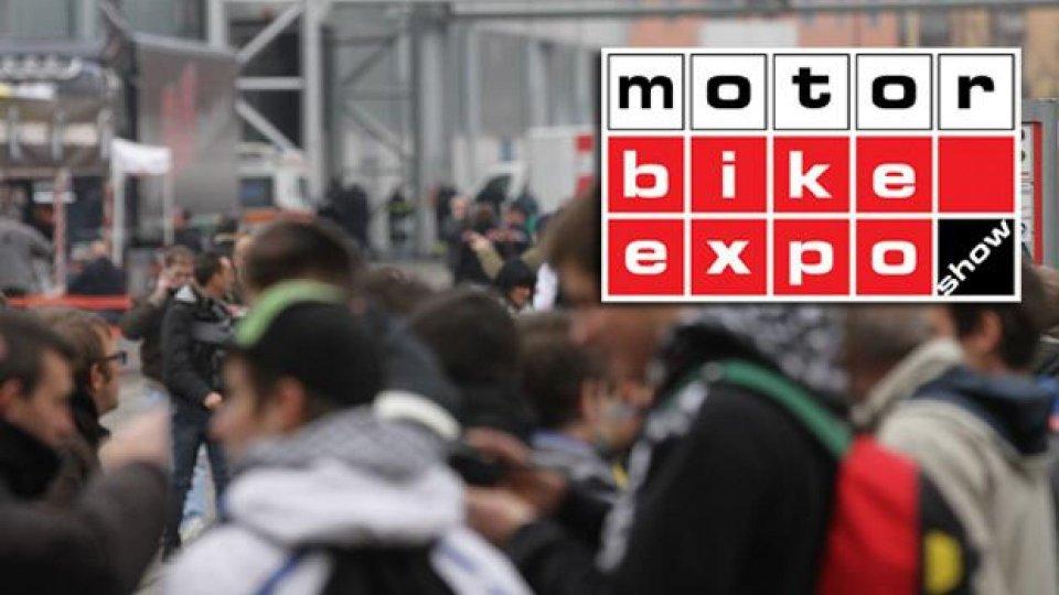 Moto - News: Motor Bike Expo 2014 al via