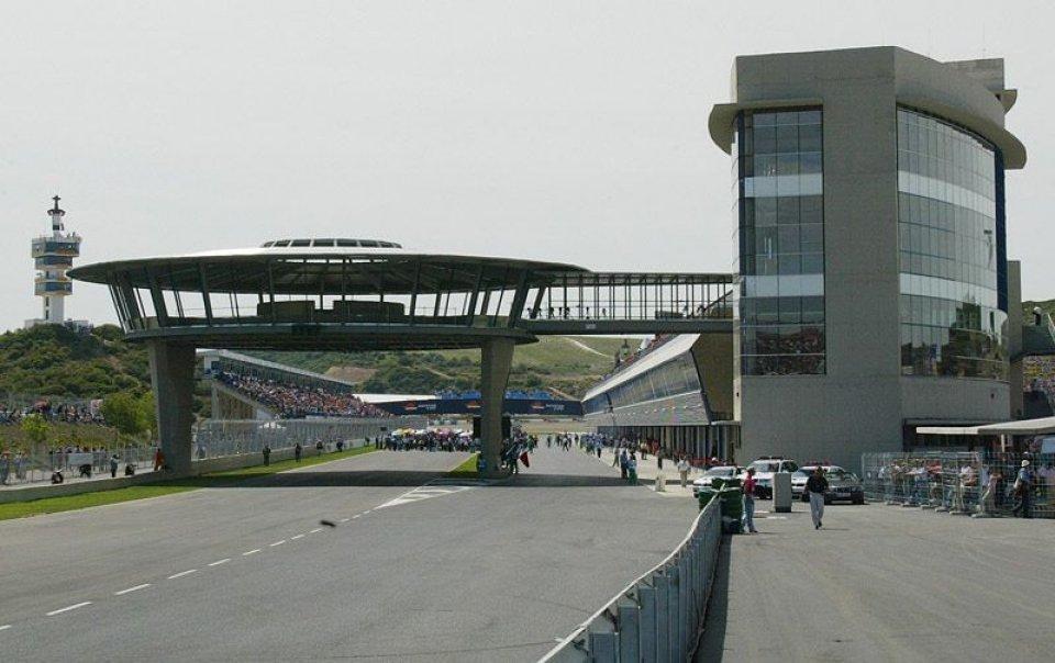 Moto - News: Jerez nei guai con il fisco spagnolo
