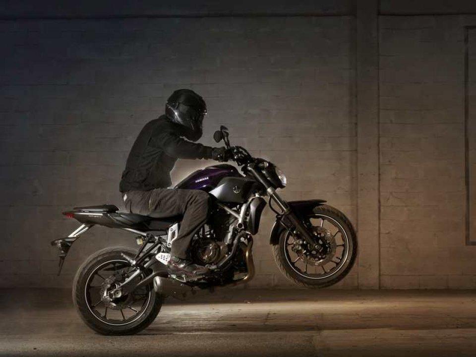 Yamaha MT-07: riprendetevi la strada