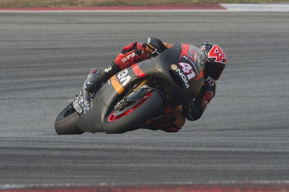 MotoGP: Rossi e Dovi a caccia di Espargaró
