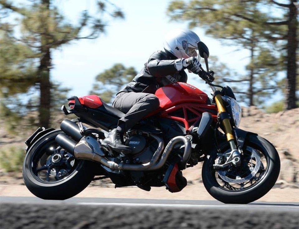 Ducati Monster 1200 S: la belva educata