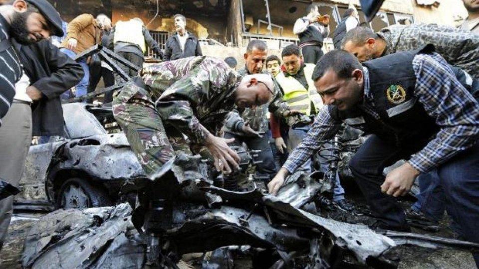 Moto - News: Motociclisti kamikaze a Beirut: morti e feriti per le due esplosioni