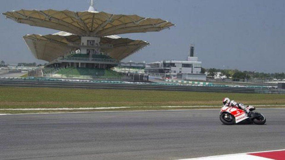 Moto - News: Test MotoGp 2014, Sepang... seconda parte, ma senza Marquez