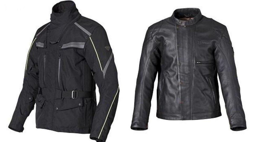 Moto - News: Triumph presenta la collezione di abbigliamento SS 2014