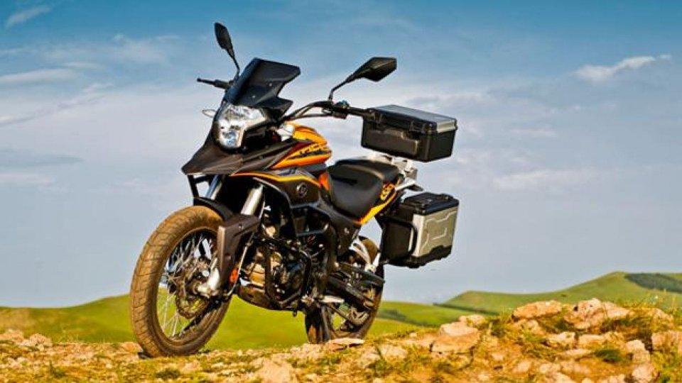Moto - News: Zongshen RX3: una piccola GS dalla Cina
