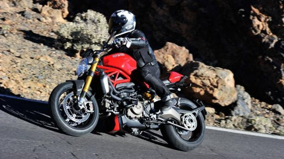 Moto - Test: Ducati Monster 1200 S 2014 – TEST