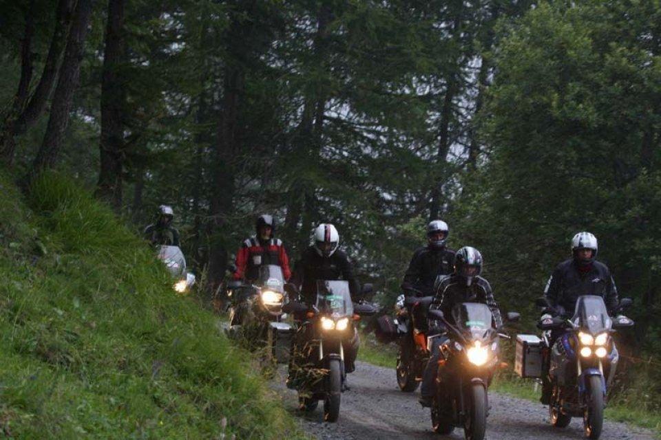 Moto - News: 20.000 Pieghe: Il Raid torna in Trentino