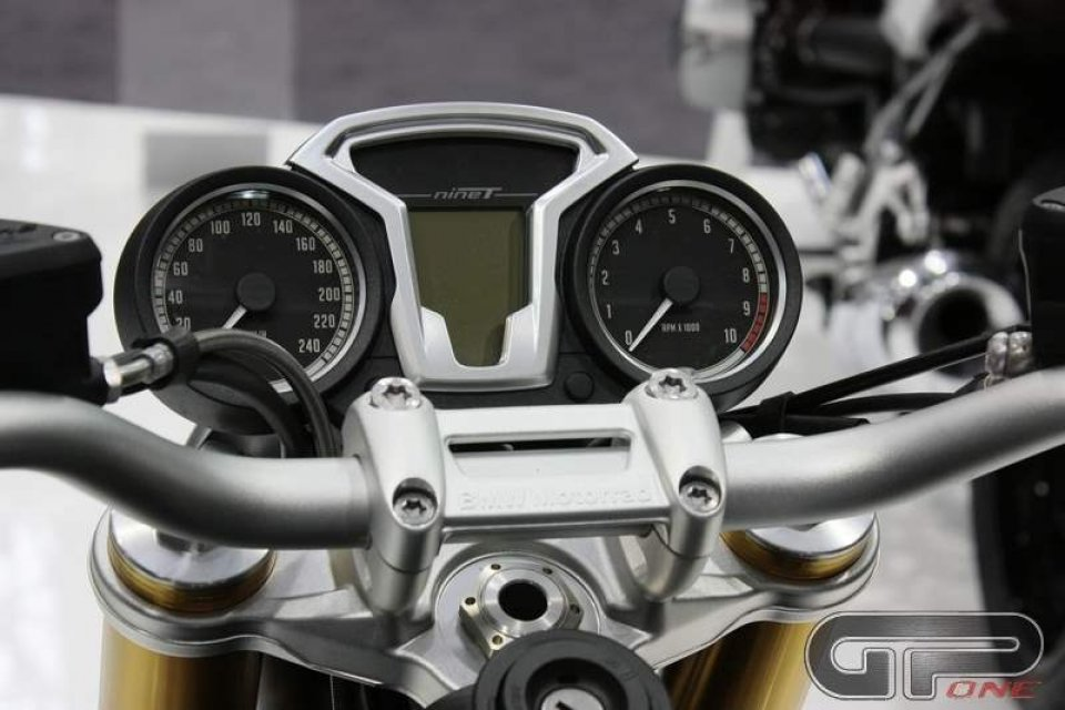 Moto - News: BMW: al Motodays non solo R NineT