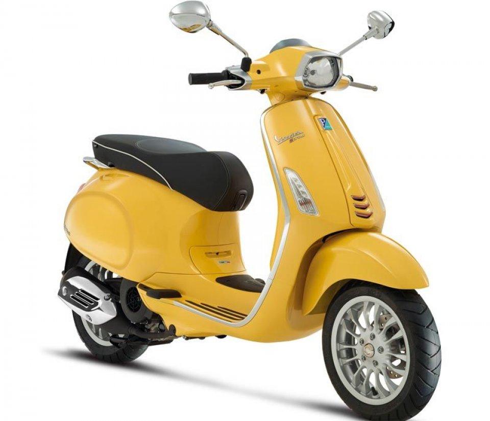 Moto - Scooter: Vespa 125, leggendaria per nascita