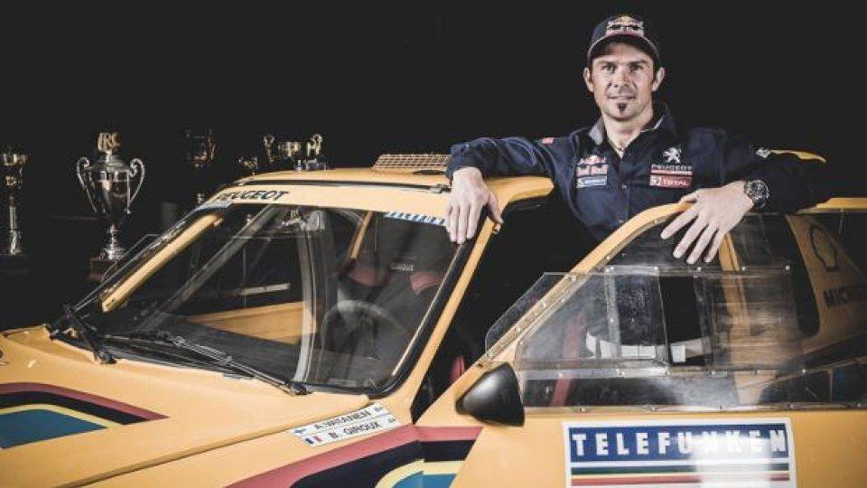 Moto - News: Dakar 2015: Cyril Despres correrà in auto!