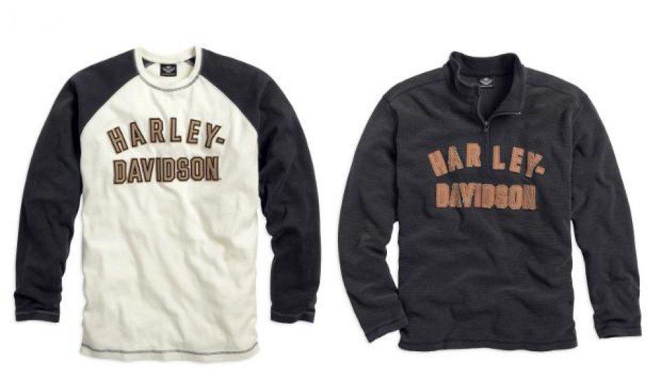 Moto - News: Harley-Davidson: le t-shirt che hanno fatto la storia