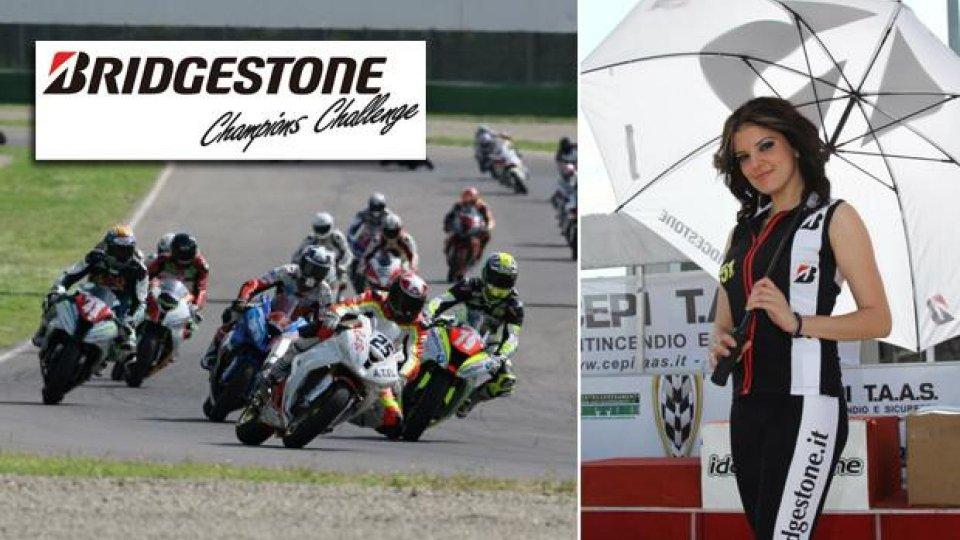 Moto - News: Il Bridgestone Champions Challenge 2014 al via!