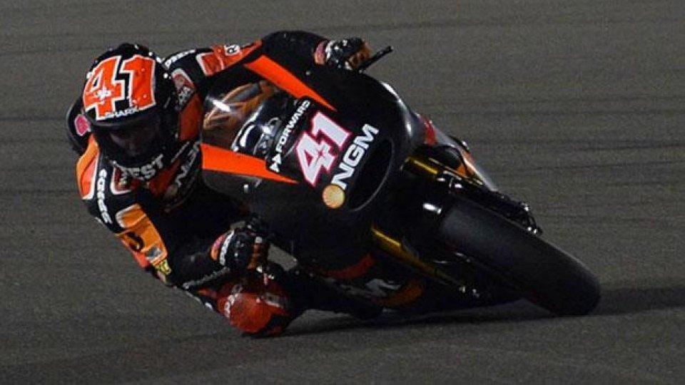 Moto - News: MotoGP 2014, Losail Test: classifica e dichiarazioni dei piloti