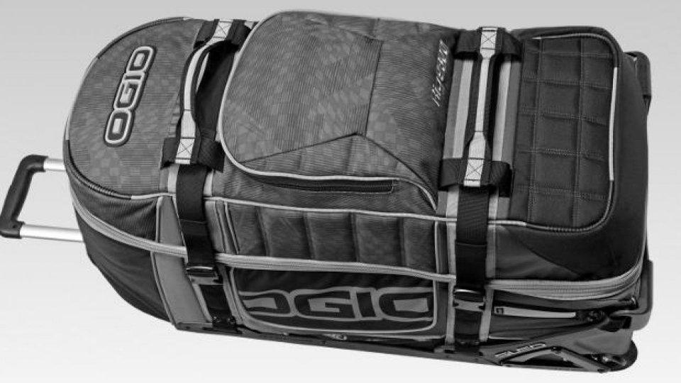 Moto - News: Ogio Rig 9800: trolley multiuso per abbigliamento tecnico e casco