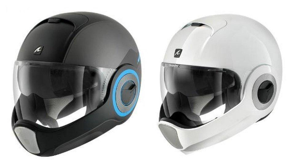 Moto - News: Shark Vantime: casco futuristico da città