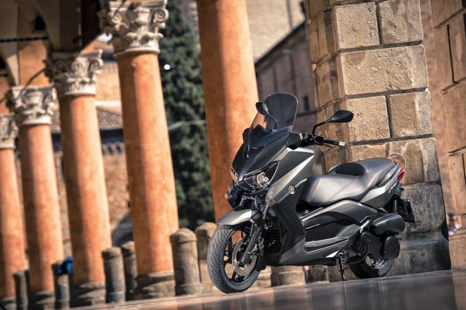 Test ride: Yamaha X-MAX 250