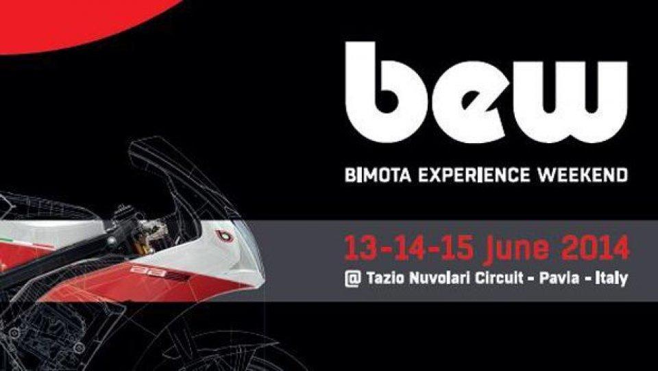 Moto - News: Bimota lancia il suo experience weekend