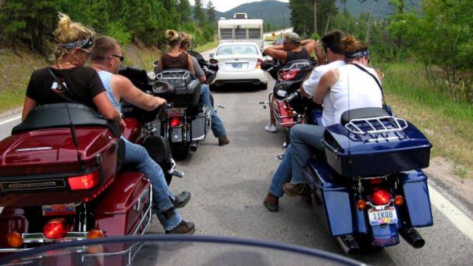 Moto - News: Gli Stati Uniti verso la rimozione totale dell'obbligo del casco?