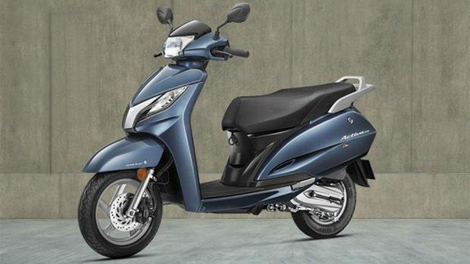 Moto - News: Honda: inizia la vendita dell'Activa 125 in India. Costa l'equivalente di 674 euro su strada