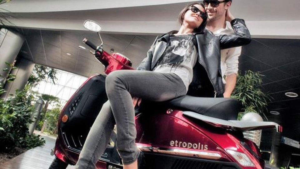 Moto - News: Nuovo Etropolis Bel Air Lithium