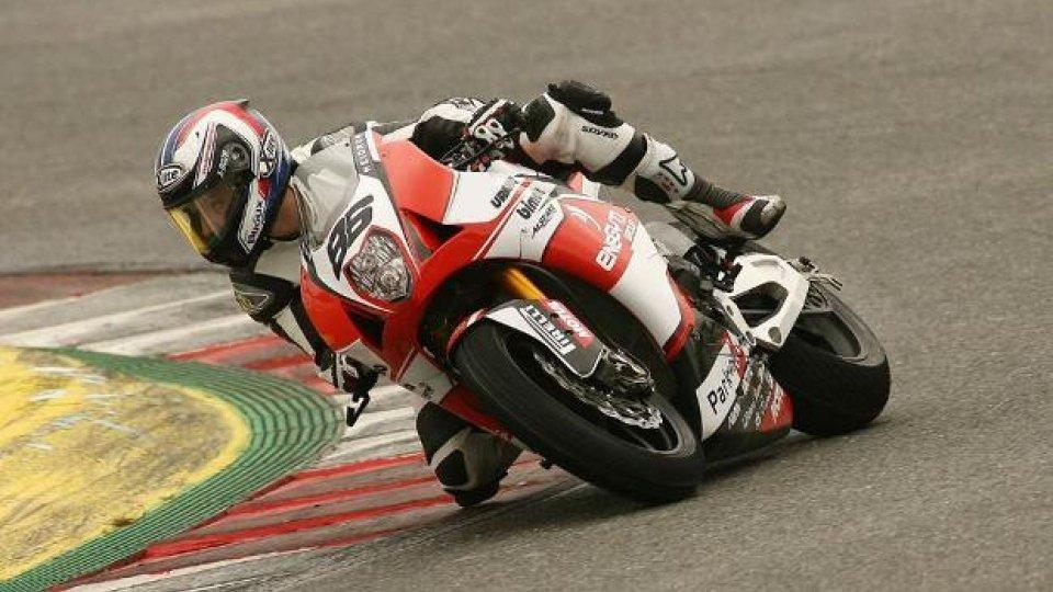 Moto - News: Superbike 2014: la Bimota correrà ad Aragon, ma non prenderà punti