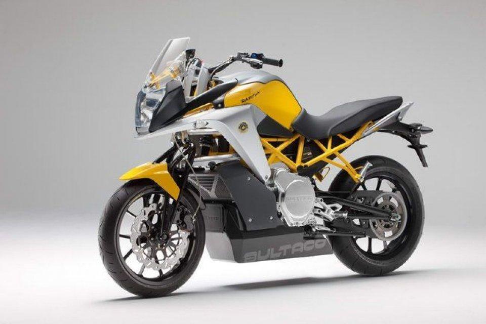 Moto - News: Bultaco Rapitàn: l'elettrica della rinascita