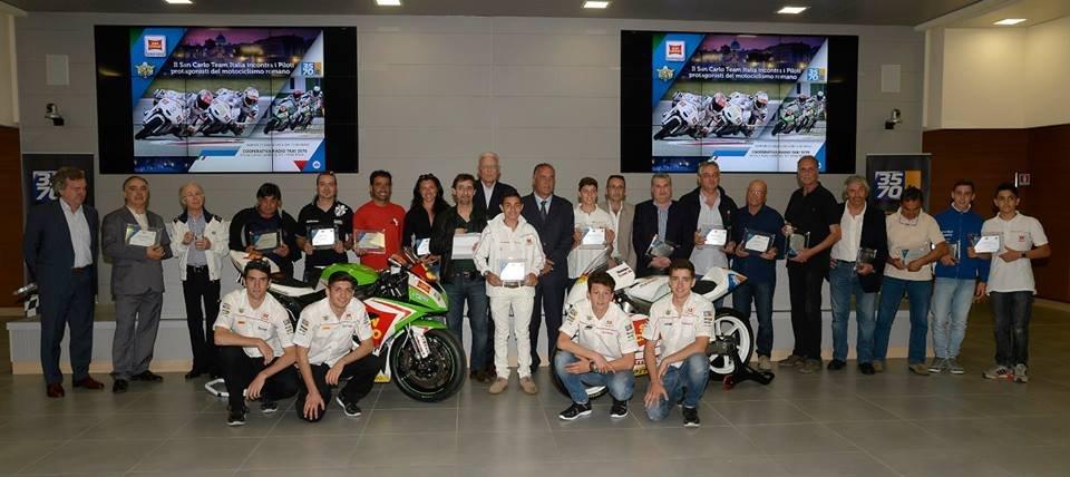 Moto - News: I tassisti romani investono nelle corse
