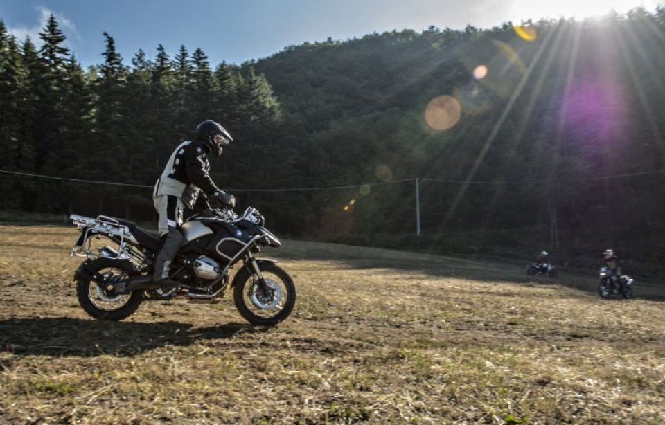 Moto - News: GS Academy: riapre la scuola off-road BMW