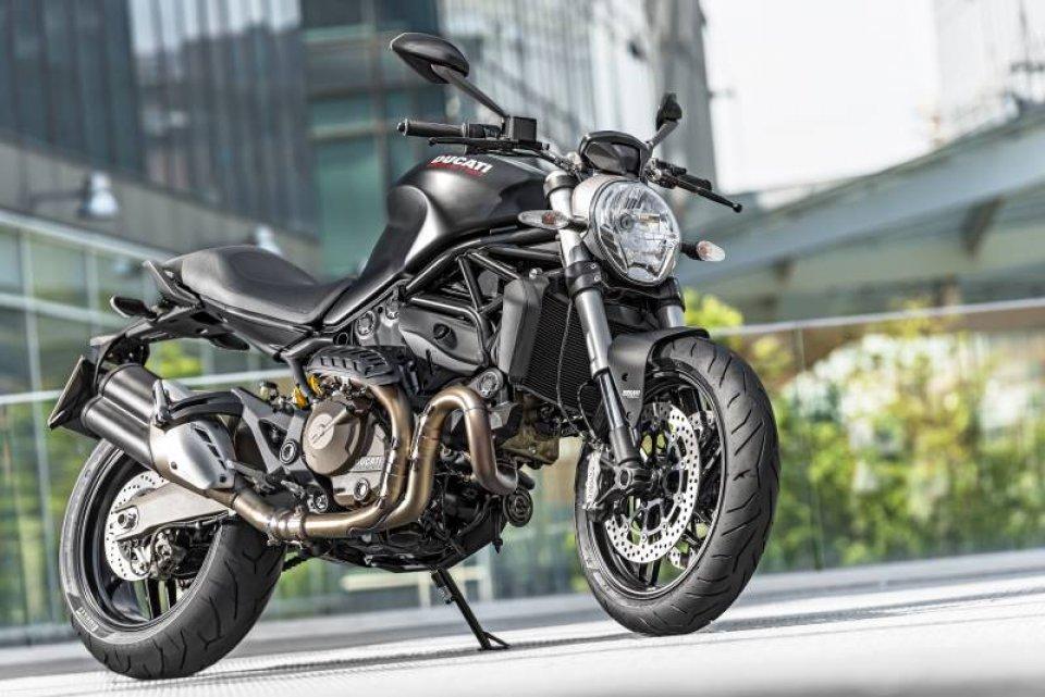 Ducati Svela il nuovo Monster 821