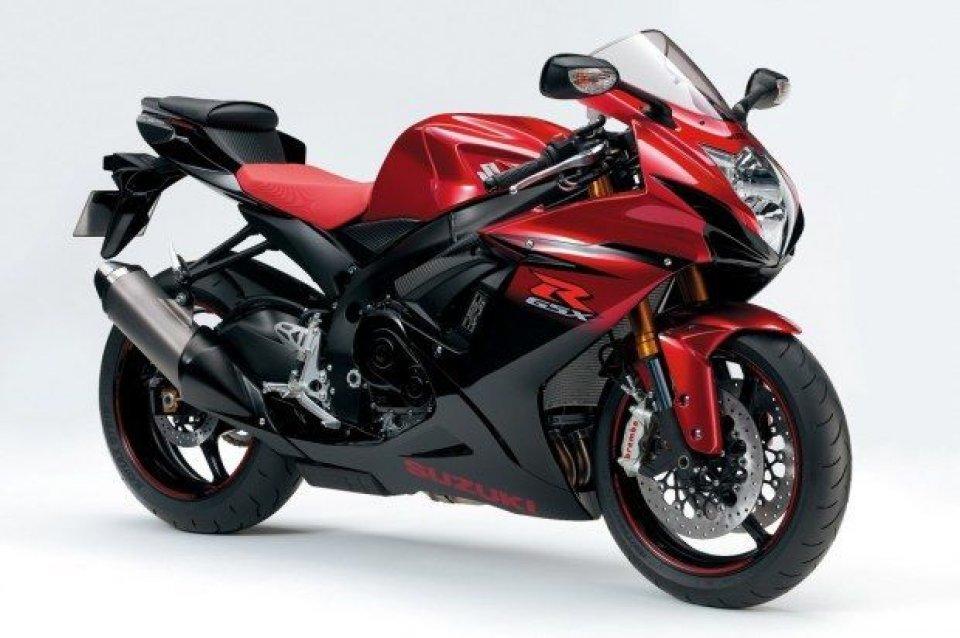Moto - News: Suzuki mostra la sua GSX-R750Z