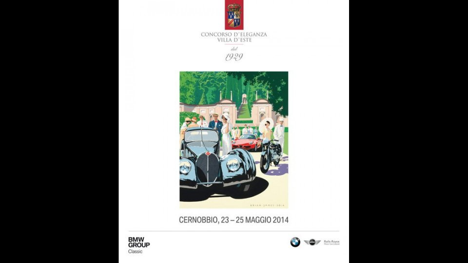 Moto - Gallery: Concorso d'Eleganza Villa d'Este 2014 - Conferenza Stampa