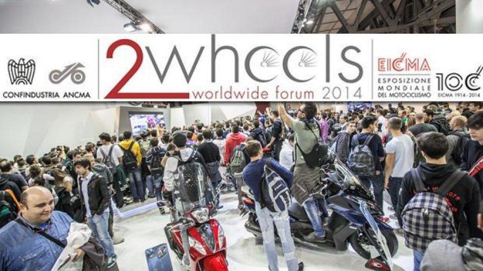 """Moto - News: Concluso con successo il """"2 Wheels Worldwide Forum 2014"""""""