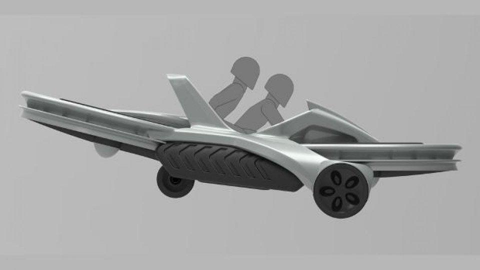Moto - News: Aerofex Aero-X: la moto volante diventerà realtà nel 2017