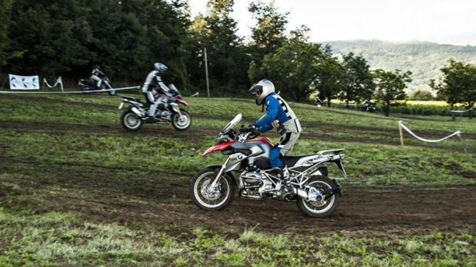 Moto - News: BMW GS Academy: le date 2014