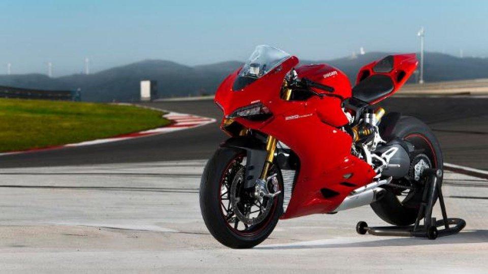 Moto - News: Ducati 1199 Panigale regina del Design: vince il premio Compasso d'Oro