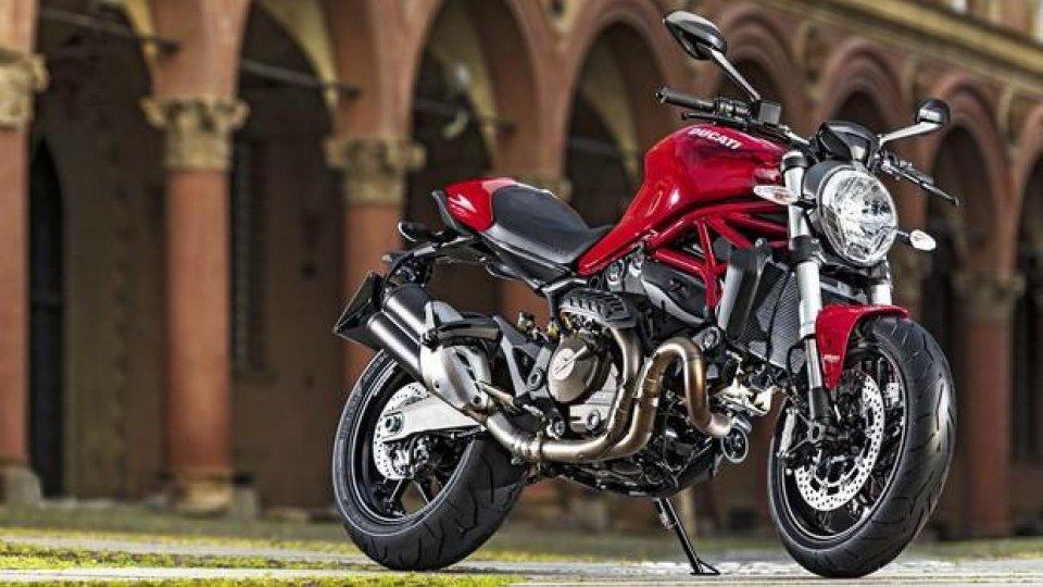 Moto - News: Ducati Monster 821: caratteristiche tecniche e prezzi