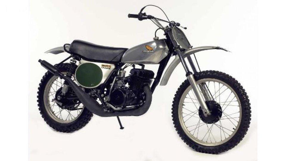Moto - News: Honda prepara una scrambler e rispolvera il nome Elsinore?