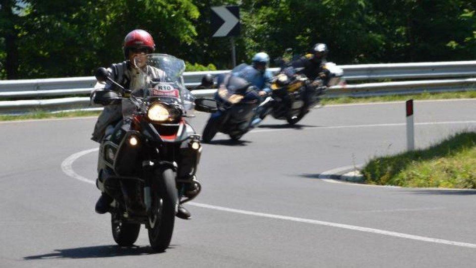 Moto - News: La 20.000 Pieghe 2014 si svolgerà in Trentino Alto Adige