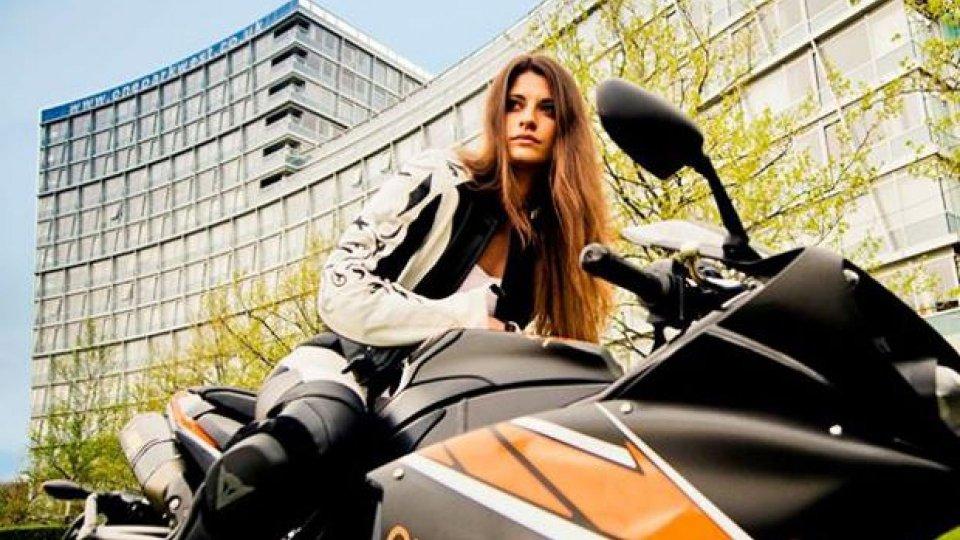 Moto - News: Motocicliste: più prudenti e attente alla sicurezza rispetto agli uomini