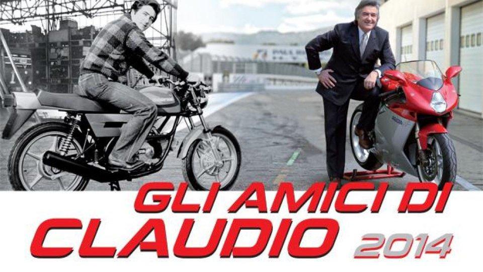 """Moto - News: MV Agusta organizza il raduno """"Gli amici di Claudio"""" a Schiranna il 18 maggio"""
