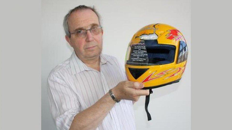 Moto - News: Ritirati dal mercato caschi cinesi pericolosi in caso di incidente