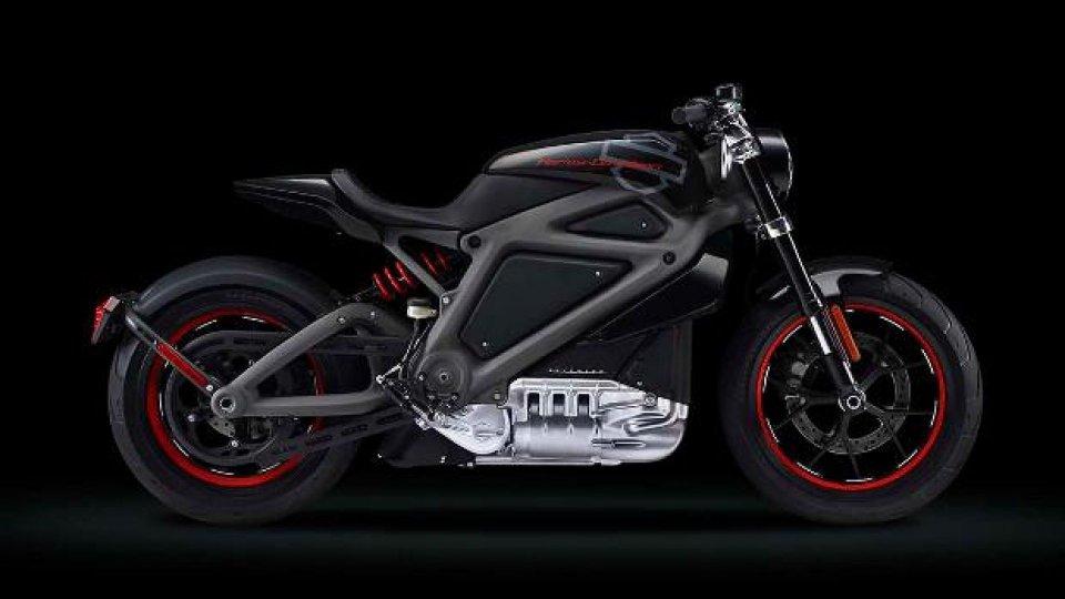 Moto - News: Harley-Davidson Livewire 2015